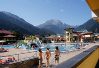 Outdoor pool in Mayrhofen